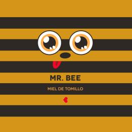 Young and beautifood, miel Mr. Bee
