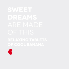 Caramelos banana sweet dreams Young And Beautifood