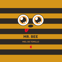 Young and beautifood, miel Mr. Bee