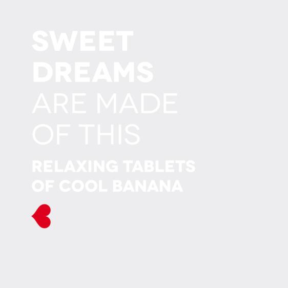 Caramelos banana sweet dreams Young And Beautifood