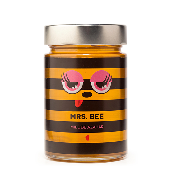 Young and beautifood. Miel Mrs. Bee de azahar